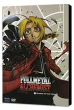 Fullmetal Alchemist (TV) - 27 x 40 TV Poster - Style D - Museum Wrapped Canvas