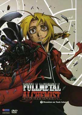 Fullmetal Alchemist (TV) - 11 x 17 TV Poster - Style D