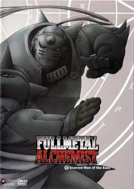 Fullmetal Alchemist (TV) - 11 x 17 TV Poster - Style H