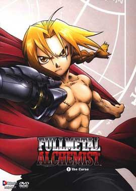 Fullmetal Alchemist (TV) - 11 x 17 TV Poster - Style I
