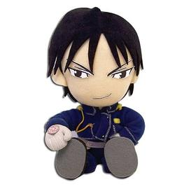 Fullmetal Alchemist (TV) - Roy Mustang Sitting Pose 7-Inch Plush