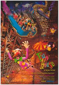 Fun House Express (IMAX) - 43 x 62 Movie Poster - Bus Shelter Style A