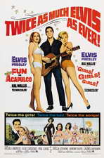 Fun in Acapulco - 11 x 17 Movie Poster - Style B
