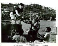 Fun in Acapulco - 8 x 10 B&W Photo #7