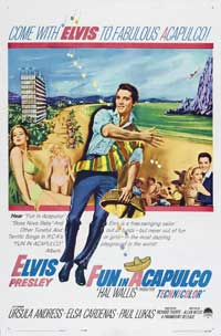 Fun in Acapulco - 43 x 62 Movie Poster - Bus Shelter Style A