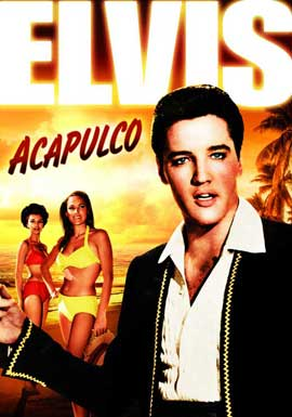 Fun in Acapulco - 11 x 17 Movie Poster - German Style B