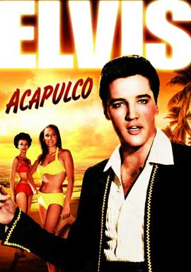 Fun in Acapulco - 11 x 17 Movie Poster - German Style A