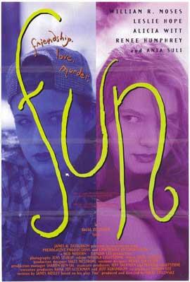 Fun - 11 x 17 Movie Poster - Style B