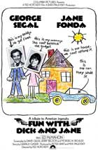 Fun with Dick and Jane - 27 x 40 Movie Poster - Style A