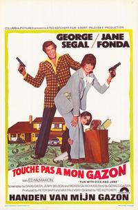 Fun with Dick and Jane - 11 x 17 Movie Poster - Belgian Style A