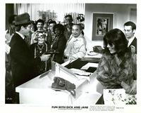 Fun with Dick and Jane - 8 x 10 B&W Photo #7