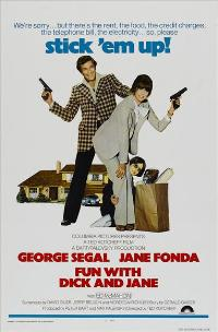Fun with Dick and Jane - 27 x 40 Movie Poster - Style B