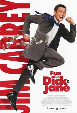 Fun with Dick and Jane - 11 x 17 Movie Poster - Style C