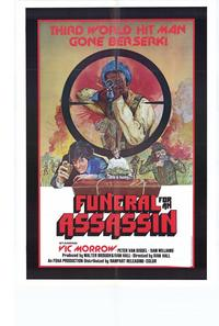Funeral for an Assassin - 11 x 17 Movie Poster - Style A