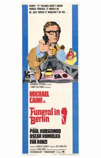 Funeral in Berlin - 11 x 17 Movie Poster - Style B