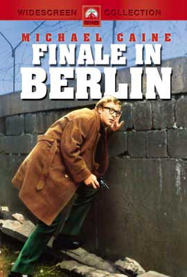 Funeral in Berlin - 27 x 40 Movie Poster - German Style A