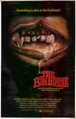 The Funhouse - 11 x 17 Movie Poster - Style A