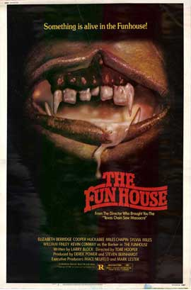 The Funhouse - 27 x 40 Movie Poster - Style A