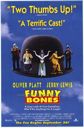 Funny Bones - 11 x 17 Movie Poster - Style A