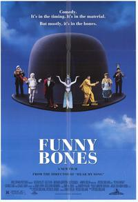 Funny Bones - 11 x 17 Movie Poster - Style B