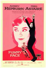 Funny Face - 11 x 17 Movie Poster - Style A
