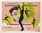 Funny Face - 22 x 28 Movie Poster - Style A