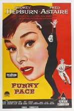 Funny Face - 11 x 17 Movie Poster - Australian Style A