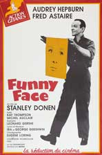 Funny Face - 27 x 40 Movie Poster - French Style C
