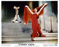 Funny Face - 8 x 10 B&W Photo #1