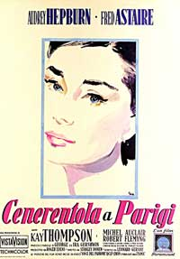 Funny Face - 11 x 17 Movie Poster - Italian Style C