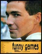 Funny Games - 11 x 17 Movie Poster - Spanish Style A
