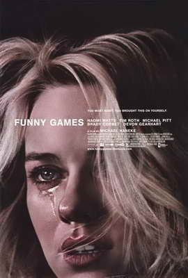Funny Games - 27 x 40 Movie Poster - Style A