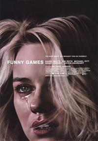 Funny Games - 43 x 62 Movie Poster - Bus Shelter Style A