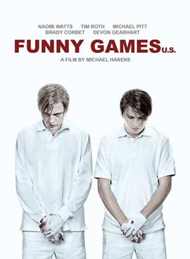 Funny Games - 11 x 17 Movie Poster - Style D