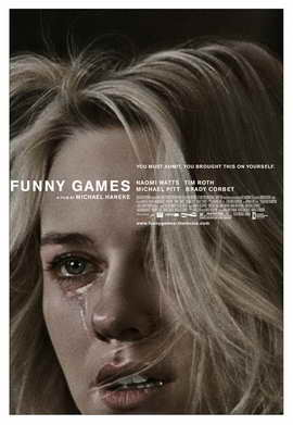Funny Games U.S. - 27 x 40 Movie Poster - Style B