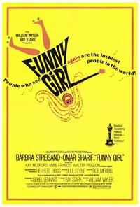 Funny Girl - 27 x 40 Movie Poster - Style A