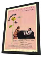 Funny Lady - 11 x 17 Movie Poster - Style B - in Deluxe Wood Frame