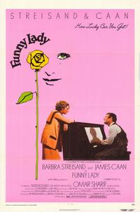 Funny Lady - 43 x 62 Movie Poster - Bus Shelter Style A
