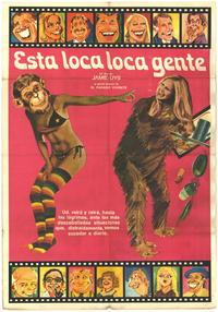 Funny People 2 - 11 x 17 Movie Poster - Spanish Style A