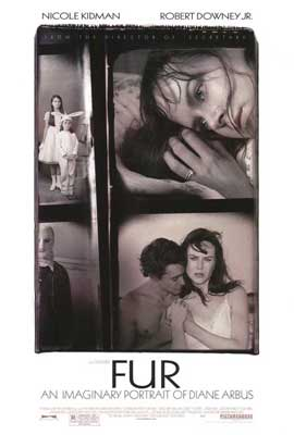 Fur: An Imaginary Portrait of Diane Arbus - 27 x 40 Movie Poster - Style A