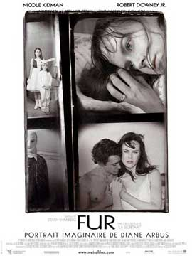 Fur: An Imaginary Portrait of Diane Arbus - 11 x 17 Movie Poster - French Style A