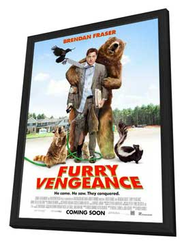 Furry Vengeance Movie Posters From Movie Poster Shop