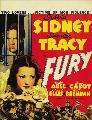 Fury - 43 x 62 Movie Poster - Bus Shelter Style A