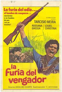 Fury of the Avenger - 11 x 17 Movie Poster - Spanish Style A
