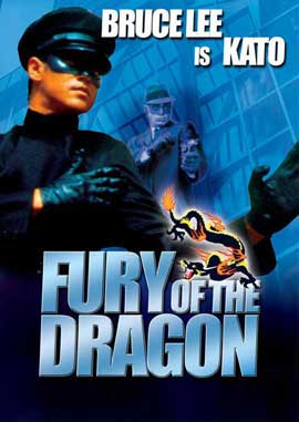 Fury of the Dragon - 27 x 40 Movie Poster - UK Style A
