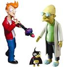 Futurama - Encore Series 2 Fry and Farnsworth Figures Set