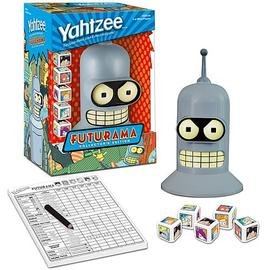 Futurama - Collector's Edition Yahtzee Dice Game