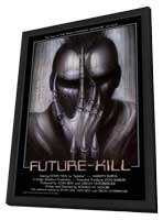 Future Kill - 27 x 40 Movie Poster - Style A - in Deluxe Wood Frame