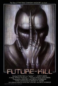 Future Kill - 27 x 40 Movie Poster - Style A