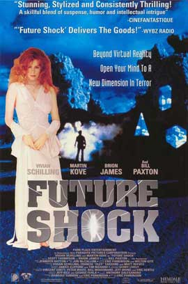 Future Shock - 11 x 17 Movie Poster - Style A